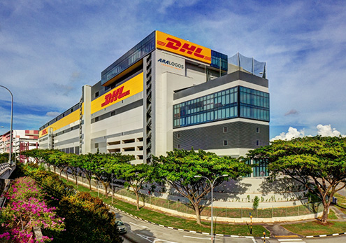 DHL SUPPLY CHAIN ADVANCED REGIONAL CENTRE