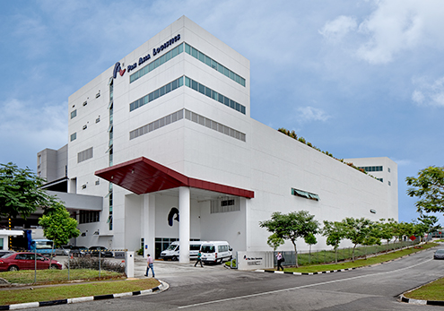 PAN ASIA LOGISTICS CENTRE